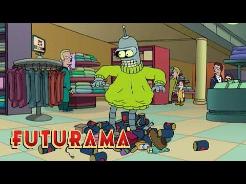 FUTURAMA | Season 1, Episode 6: Buttload Of Oil | SYFY