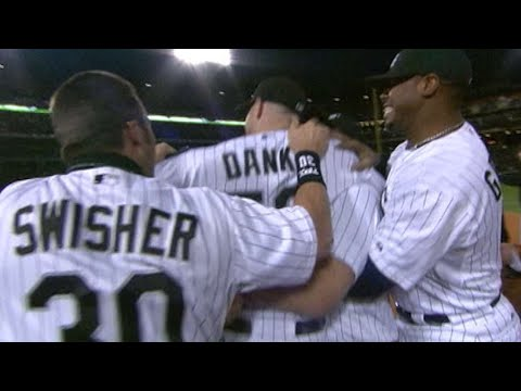 Video: Anderson's grab sends the White Sox to the postseason in 2008