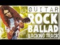 Rock Ballad Backing Track Lynyrd Skynyrd Style in G Major