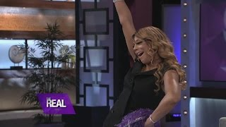 Watch Tamar's Twitter Dare Cheer!