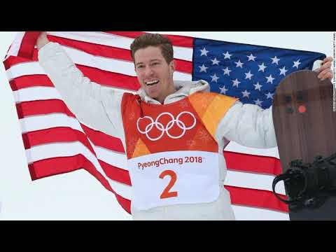 Shaun White Lands Third Olympic Gold And Historic 100th For US