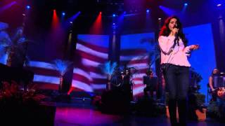 National Anthem - Lana Del Rey (live) HD