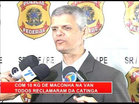 [RONDA GERAL] Traficante é preso com 10kg de maconha em Belo Jardim