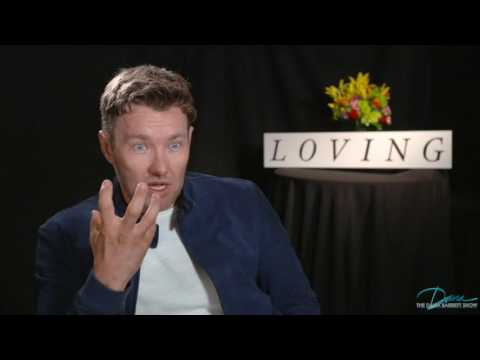 The Dana Barrett Show: Interview with Joel Edgerton
