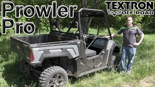 10. Country Cat - 2019 Textron Off Road Prowler Pro Sound Comparison