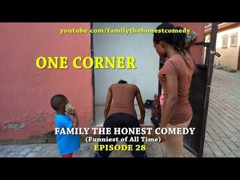 ONE CORNER (Mark Angel Comedy like) (Family The Honest Comedy) (Episode 28)
