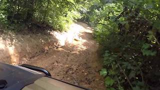 7. RZR 1000 XP Track & Rocks