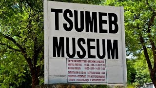 Tsumeb Namibia  city images : Visit to Tsumeb Museum, northern Namibia | Музей города Цумеб в Намибии