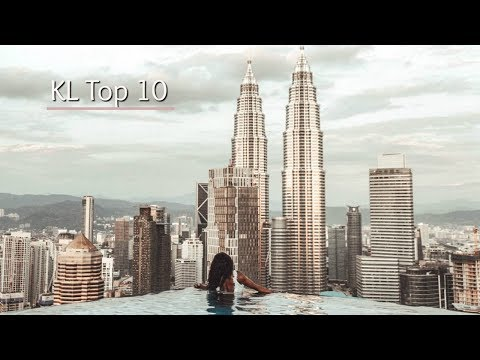 TOP 10 COOL THINGS TO DO IN KUALA LUMPUR! Travel Guide