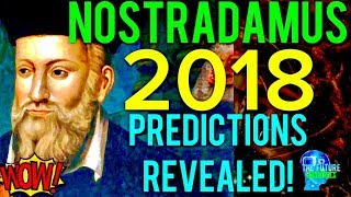 Video 🔵THE REAL NOSTRADAMUS PREDICTIONS FOR 2018 REVEALED!!! MUST SEE!!! DONT BE AFRAID!!! 🔵 MP3, 3GP, MP4, WEBM, AVI, FLV Januari 2018