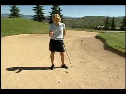 Butch Harmon Sand Drills Golf Instruction