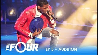 Video Ronnie Smith Jr.: Miami Boy With COOL Vibration Is Ready For Battle! | S2E5 | The Four MP3, 3GP, MP4, WEBM, AVI, FLV September 2019