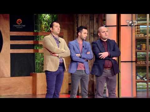MasterChef Albania 3, Pjesa 3 - 11/12/2015