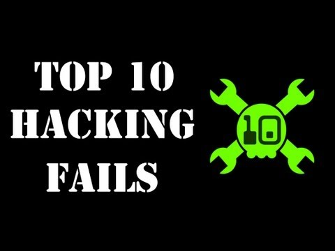Hack - Check out part 2: http://www.youtube.com/watch?v=EMCs8HSWoyQ The movie industry is nearly incapable of portraying hacking realistically. Here's our top 10 ha...