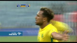 Percy Tau, Kermit Erasmus and Andile Jali were all on target as Bafana Bafana defeated Guinea Bissau 3-1 in an international...