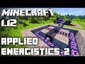 Applied Energistics 2 mod for Minecraft 1.12 | Guide/Tutorial | Getting started in AE2 for beginners