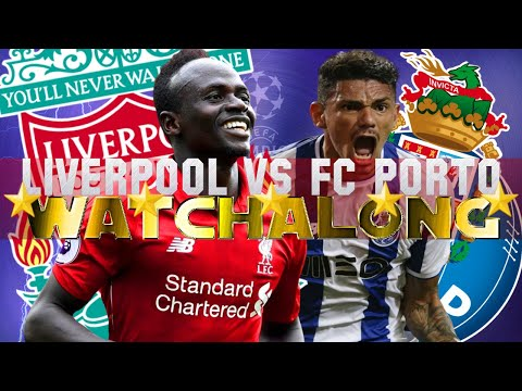 LIVERPOOL 2-0!!!! VS FC PORTO #LFC FAN REACTIONS LIVE WATCHALONG CHAMPIONS LEAGUE