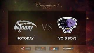 NT vs Voidboy, game 1