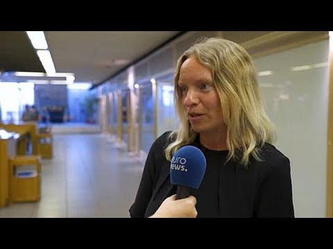 Η Μαρία Εφίμοβα στο euronews: «Μόνο στην Ελλάδα είμαι ασφαλής» …