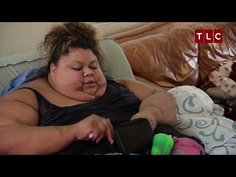 I Haven't Walked in Ten Years | My 600-lb Life (видео)