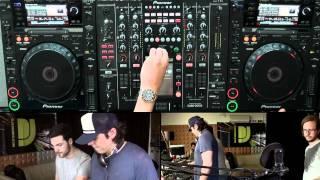 AN21 & Max Vangeli - Live @ DJsounds Show 2011 (Part 2)