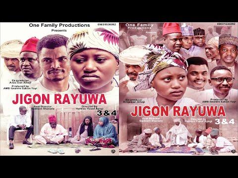 JIGON RAYUWA 3&4 LASTES HAUSA FILM WILH ENGLISH SUBTITLE