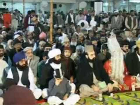 golra shareef - http://www.tajdaregolra.com Wedding Ceremony of Pir Syed Ghulam Najm ud din Gillani Golra Sharif Part A.