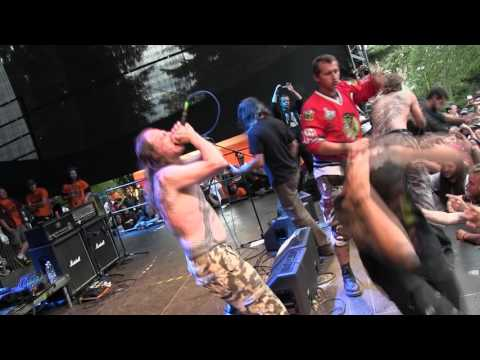 INHUMATE Live At OBSCENE EXTREME 2015 HD