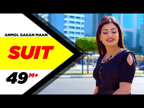 Suit (Full Video) |Anmol Gagan Maan|Teji Sandhu|Desi Routz|latest Punjabi Song 2017 | Speed Records