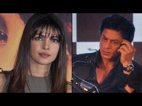 Priyanka Chopra Defends Shah Rukh Khan