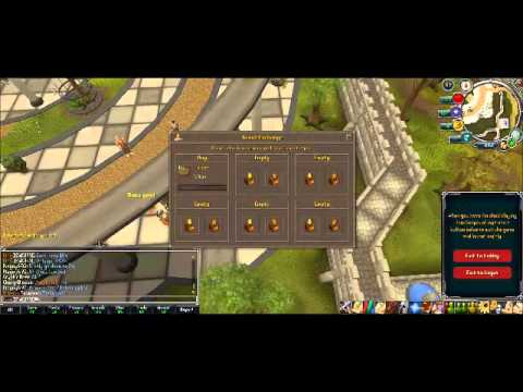 Runescape: How To Make 1 Mil An Hour (видео)