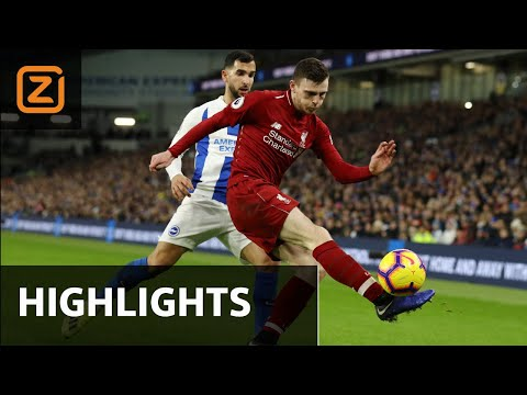 'NEDERLANDS' duel in Engeland | Brighton vs Liverpool | Premier League 2018/19 | Samenvatting