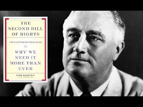 Justice Democrat Wants To Revive FDR's Second Bill Of Rights