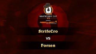 Forsen vs StrifeCro, game 1