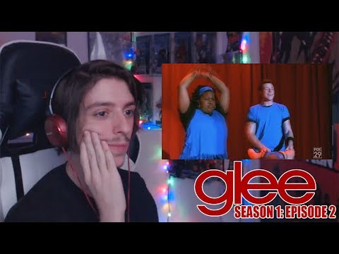 "Glee Season 1: Episode 2 ""Showmance"" | REACTION"