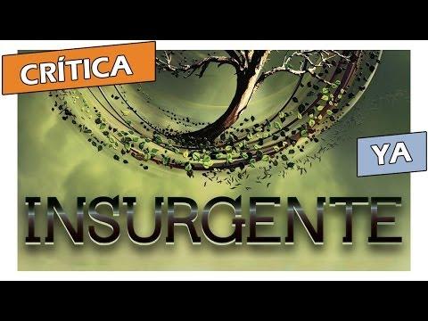 """Crítica: """"Insurgente"""", de Veronica Roth"""