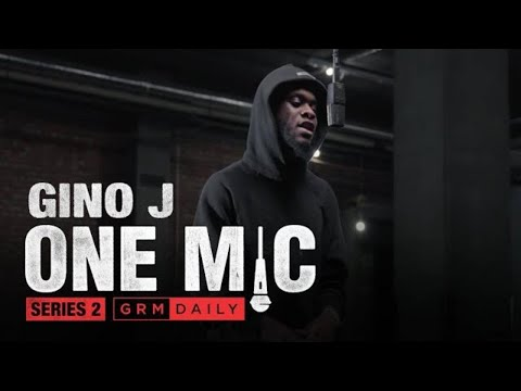 Gino J – One Mic Freestyle | GRM Daily