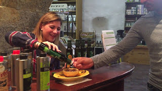 Opio France  City new picture : Olive oil degustation at the factory In Opio France