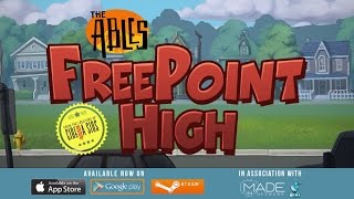 Everything Wrong With Freepoint High: The Ables Video Game by Cinema Sins
