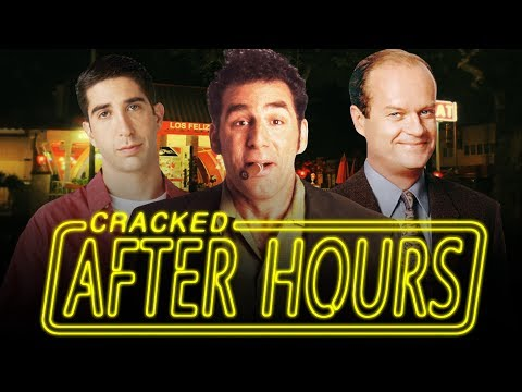 After Hours - How 9/11 Changed 90s Sitcoms Forever (Friends, Seinfeld) (видео)