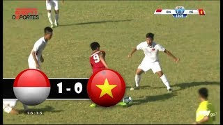 Video INDONESIA U16 (1) VS (0) VIETNAM U16 II Goal & Highlights Final Turnamen Jenesys MP3, 3GP, MP4, WEBM, AVI, FLV Maret 2018