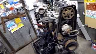 Daewoo Lanos Engine (GM Family-1 Engine) Autopsy Pt2