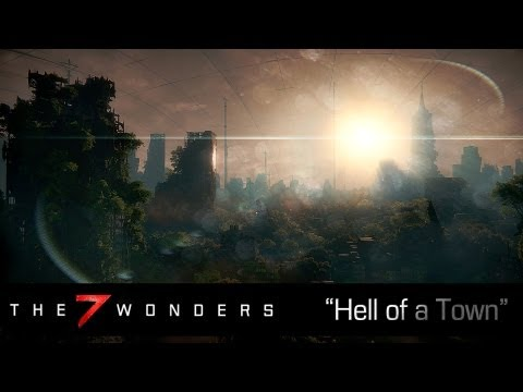 The 7 Wonders of Crysis 3 Gets First Video