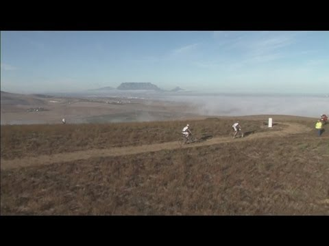 Cape Epic mountain bike race begins in South Africa