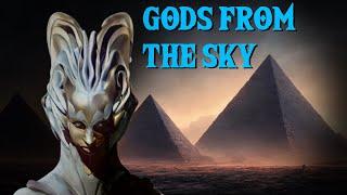 Did The Anunnaki Build The Pyramids of Giza? Thoth=Ningishzidda
