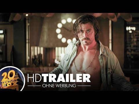 Bad Times at the El Royale | Offizieller Trailer 1