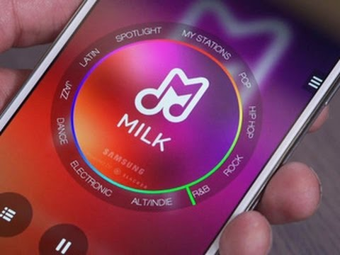 milk - http://cnet.co/1kbxAwi A new online radio service that promises 200 curated stations, no ads, no login.