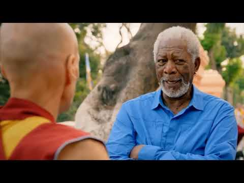 The Story Of God With Morgan Freeman and Ven. Sumati (Kabir Saxena)  S01E06 (The Power Of Miracles).