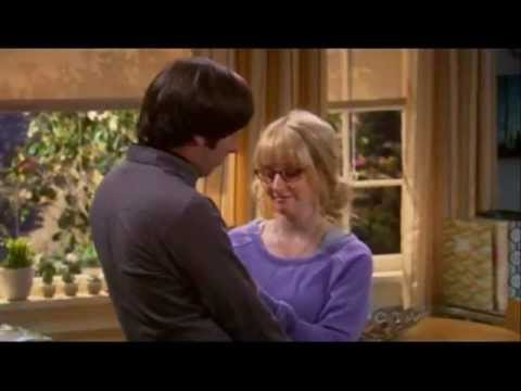 Sweetest apology from Howard to Bernadette- The Big Bang Theory