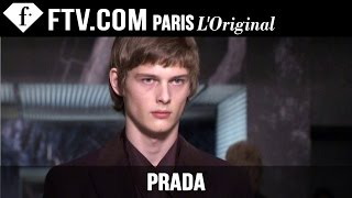 Prada Men Fall/Winter 2015-16 | Milan Men's Fashion Week | FashionTV
